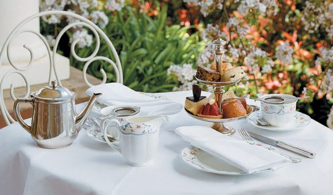High teas around the country