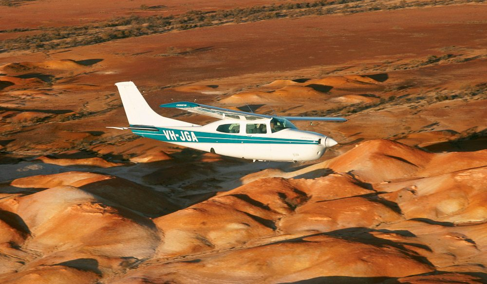 Flying tour to Aboriginal art centres in the Outback