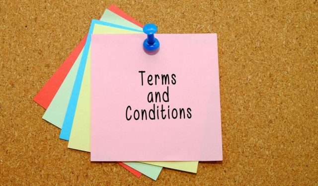 Australian Traveller Terms and conditions