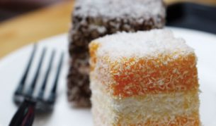 100 Greates Australian Gourmet Experiences #090 Lamingtons