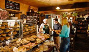 100 Greates Australian Gourmet Experiences #094 Old Bakery Stone Hut