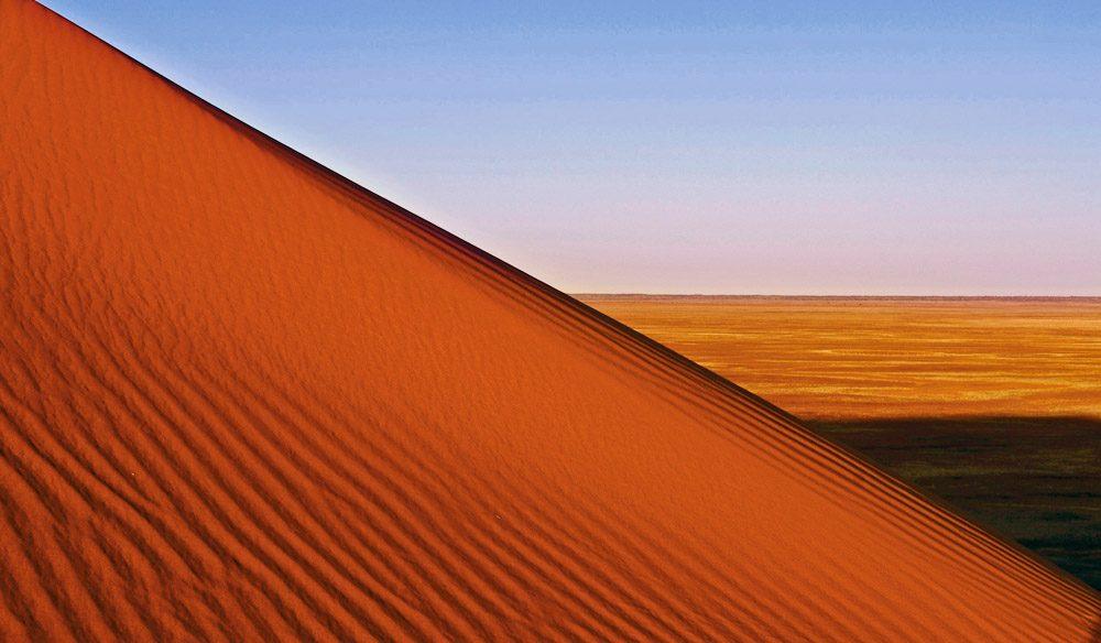 Old Andado Track, Binns Track, Simpson Desert