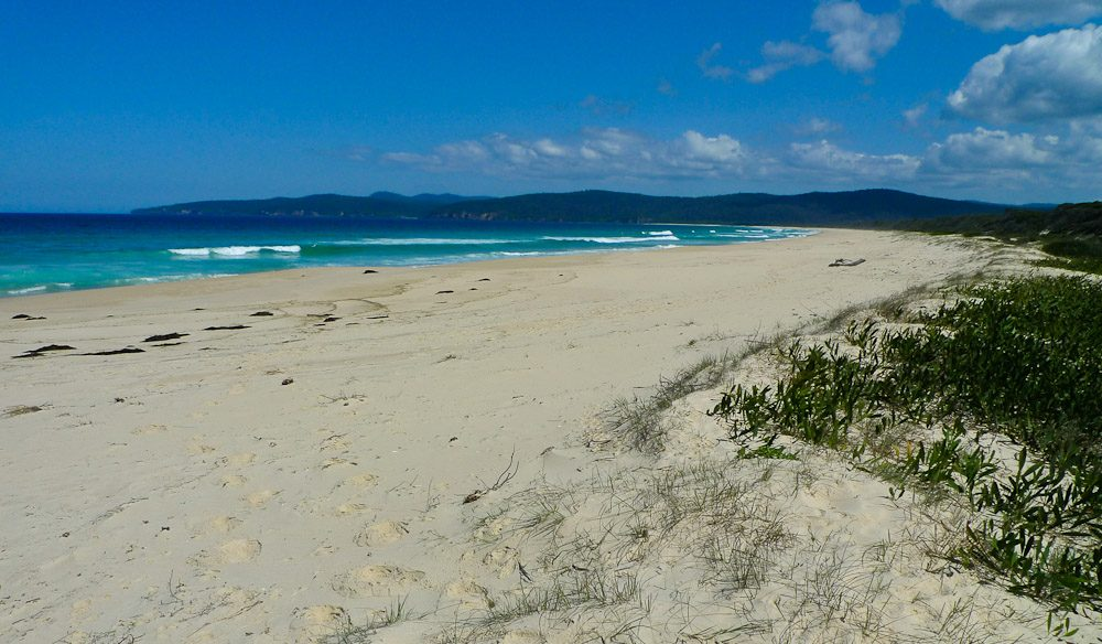 Secret Beach Wonboyn Beach NSW-2