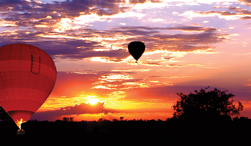 100 Things To Do Before You Die #42 Take A Hot Air Balloon Flight Red Centre Featured Image