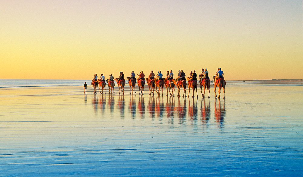 100 Things To Do Before You Die #66 Camel Train Cable Beach Featured Image