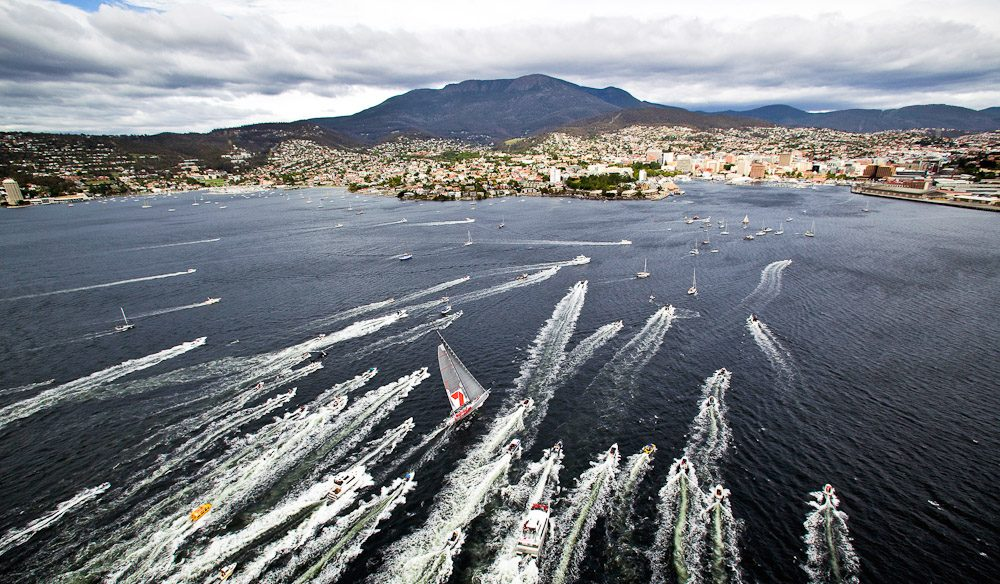 Rolex Sydney Hobart Yacht Race 2008
