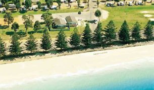 Esperance Seafront Caravan Park - Affordable Beach Breaks