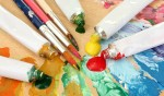 Creative supply for an artistic eye
