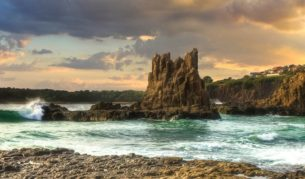 Cathedral Rocks Kiama Downs
