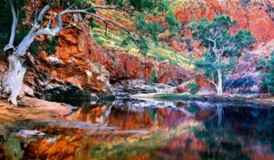 Ormiston Gorge