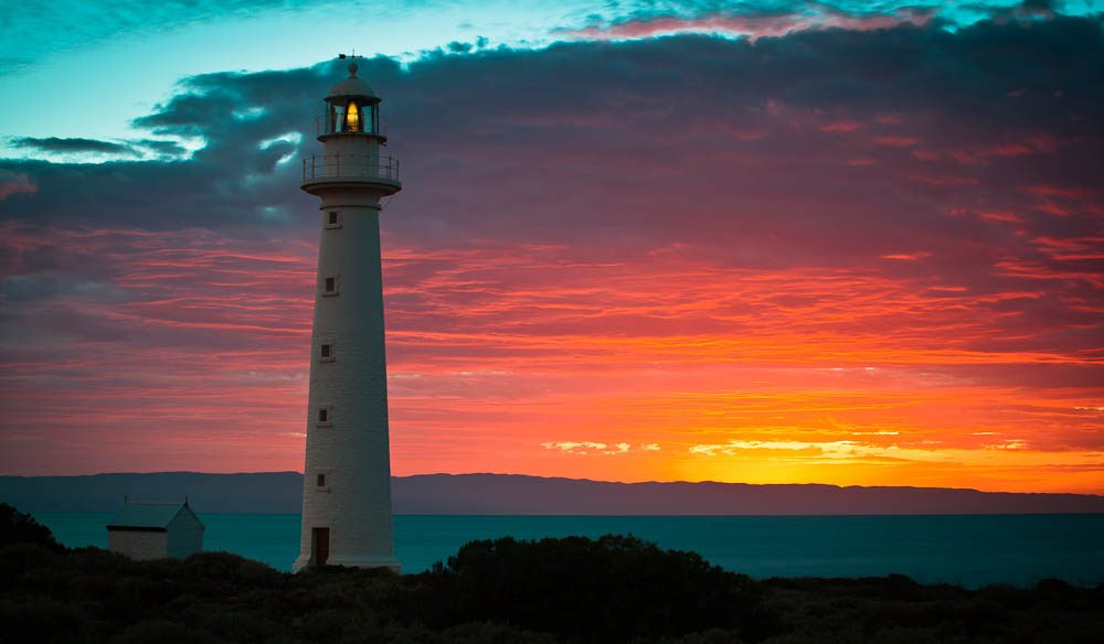 066. Pt Lowly Lighthouse 3 - Whyalla - SA - Image By  Jason Lloyd