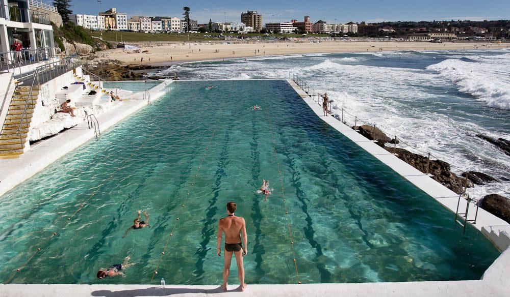 100 Best Views In Australia 81 Bondi Beach From Icebergs Nsw Australian Traveller