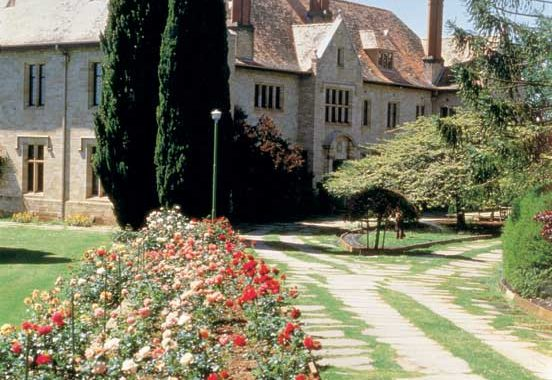 Carrick Hill's superbly preserved house and grounds are a treasure trove of art and culture. Image by Tourism SA