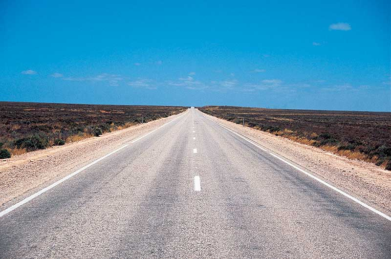 Of all the many dangers posed by venturing into the outback  the    Nullarbor Plain