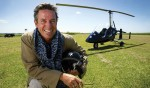 Gyro-pilot Peter Coulter is ready to take passengers on trial flights of fancy over the far north NSW coast.
