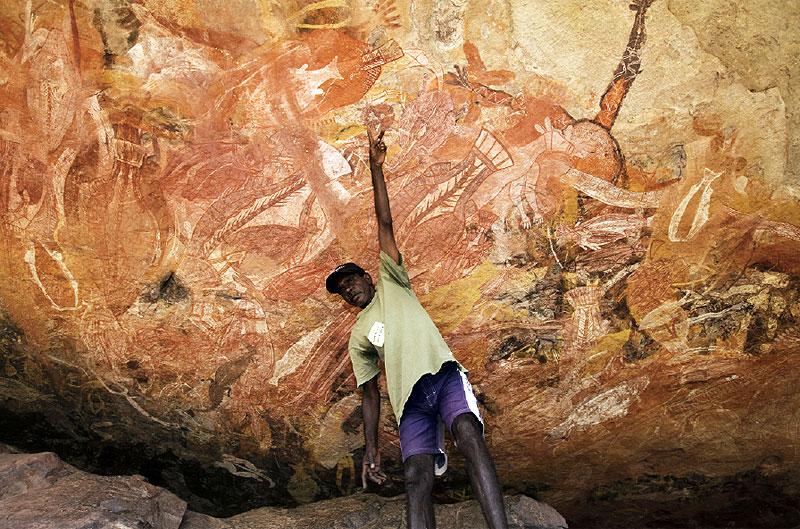 Aboriginal Cultural Tours Kakadu