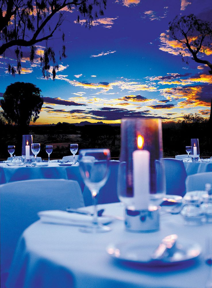 Savour The Stars At The Sounds Of Silence Australian