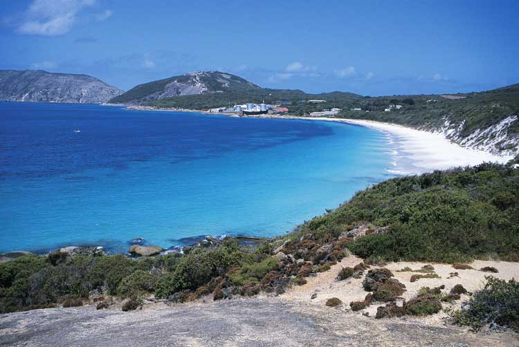 Albany is the sleepy town on the south coast of WA, is an affordable option for summer