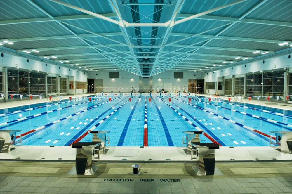 AIS Swim Centre gallery