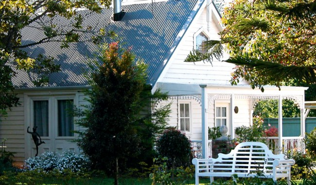 Glen Isla House.