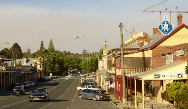 Ford Street, Beechworth