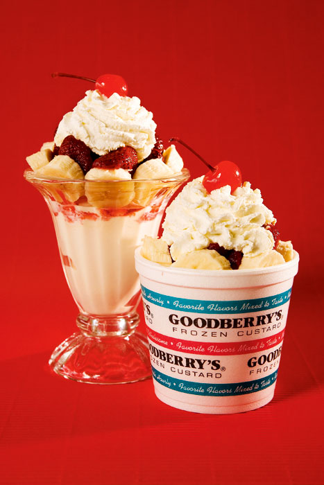 Goodberrys Frozen Custard Sweet Concrete gallery