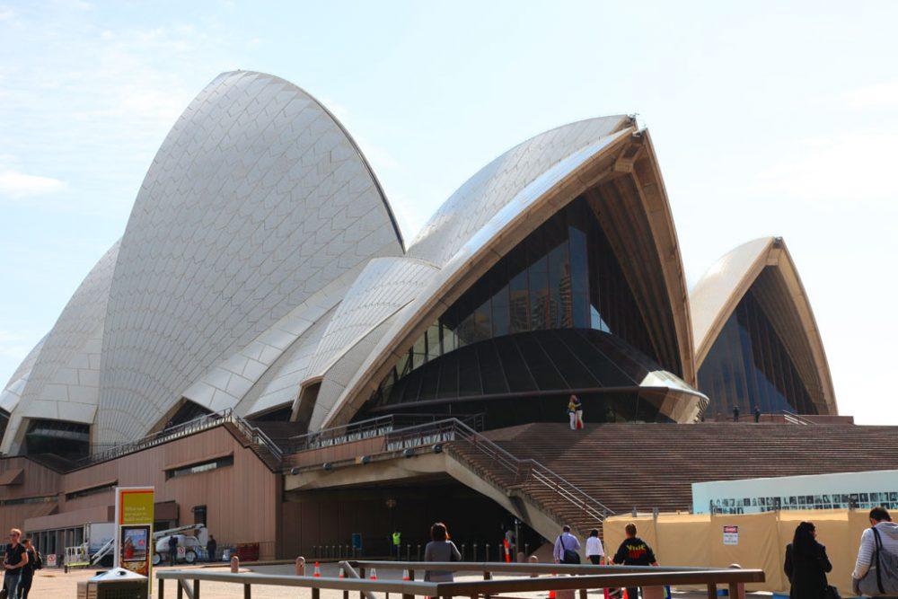 Inside The Sydney Opera House Australian Traveller