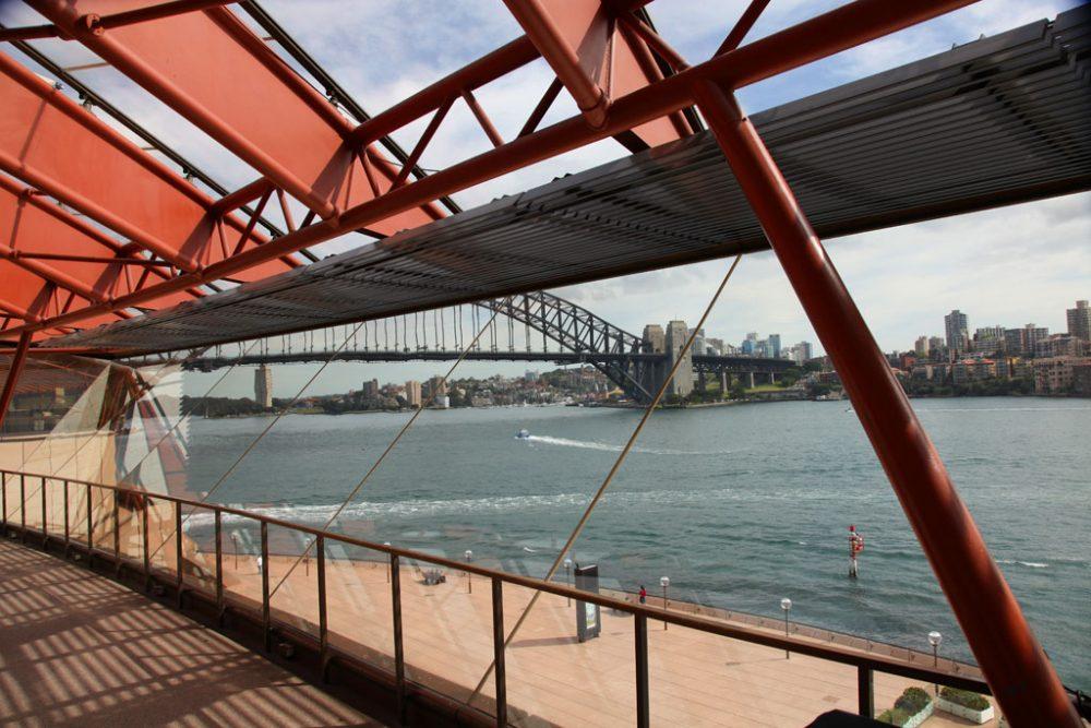 Opera House Southern Foyer : Inside the sydney opera house australian traveller