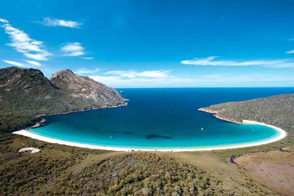 Coles Bay - Freycinet Australia  City new picture : Saffire Freycinet – Top 10 Luxury Lodges in Australia | Australian ...