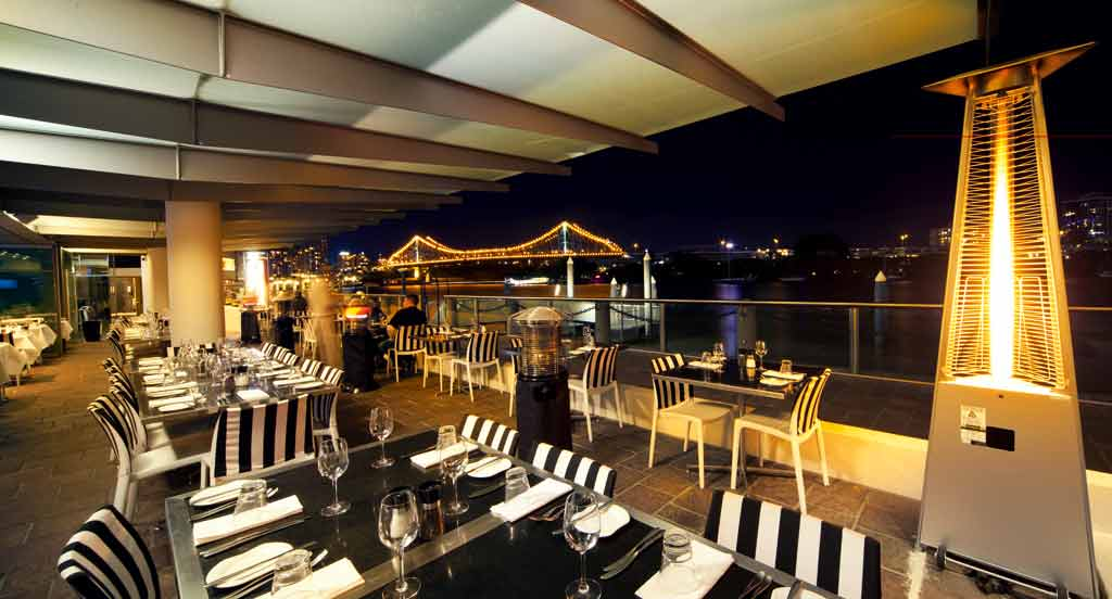Jellyfish restaurant bar brisbane review australian