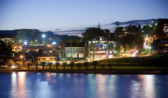 The Sebel Harbourside sits in a peaceful spot in Kiama