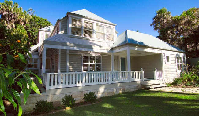 True North on Bilgola Avenue is what every modest beach house dreams of being when they grow up.