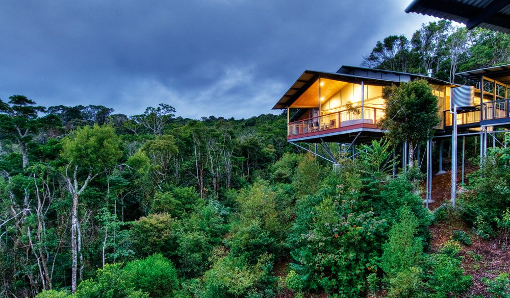 O'Reilly's Rainforest Retreat, QLD