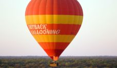 Hot Air Ballooning Across the Red Centre - Image by Tourism NT