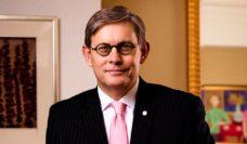 Australian Brett Butcher, CEO of Langham Hospitality Group.