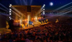 Opera Australia's The Magic Flute is Coolangatta bound in 2014.