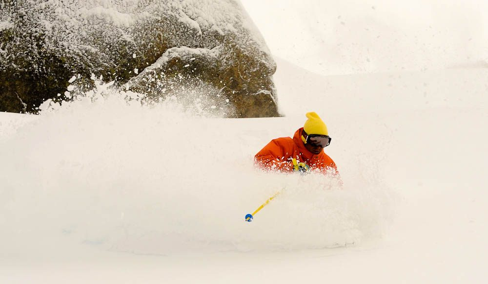 All the Snowy Mountain resorts are experiencing a late-season dump.