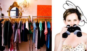 The Melbourne Cup, a great excuse to hit the boutiques of shopping hubs like Brunswick Street.