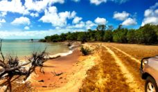 Cobourg Peninsula is peppered with stunning coves and beaches.