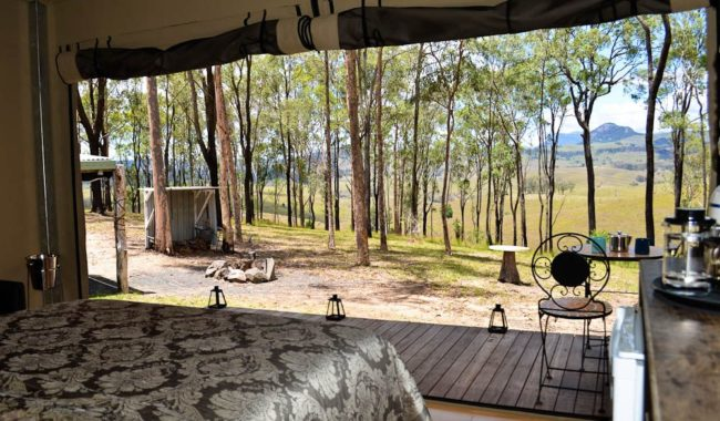 Boutique Bush Stays A Stone S Throw From Queensland S