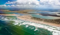 The diverse and sweeping Coorong NP in South Australia.