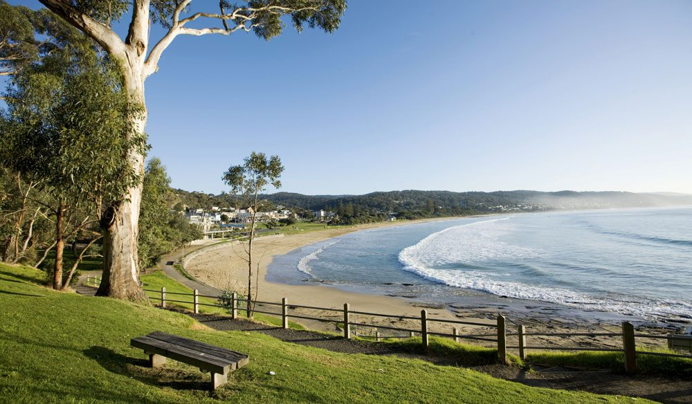100 Greatest Holidays Of Australia 43 Summer At Lorne