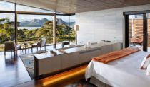 "Saffire Freycinet, Tasmania, feels like home, ""if home was perfect"" says travel writer Craig Tansley."