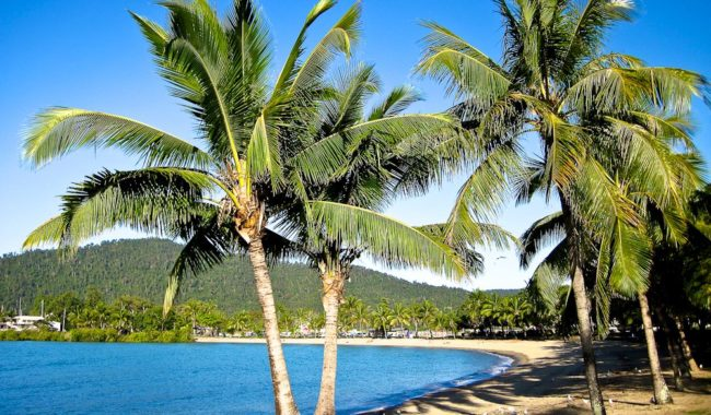 Airlie Beach finished just outside the 100 Greatest Holiday Destinations (at 101).