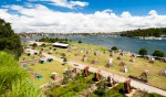 Camping on Cockatoo Island in Sydney Harbour - your last-minute holiday saviour?