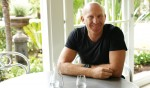 Matt Moran in Chiswick, one of his growing number of restaurants.