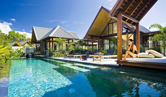 Niramaya Resort & Spa, one of the locations for Miamo Retreats.