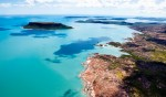 Remote Admiralty Gulf, North Kimberley, home to Kimberley Coastal Camp