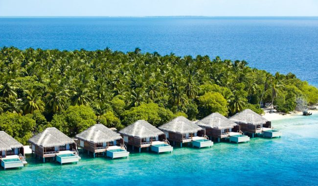 Dream win: Lagoon Water Villas, Dusit Thani in the Maldives