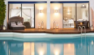 Pool Access Suite: One&Only Hayman Island
